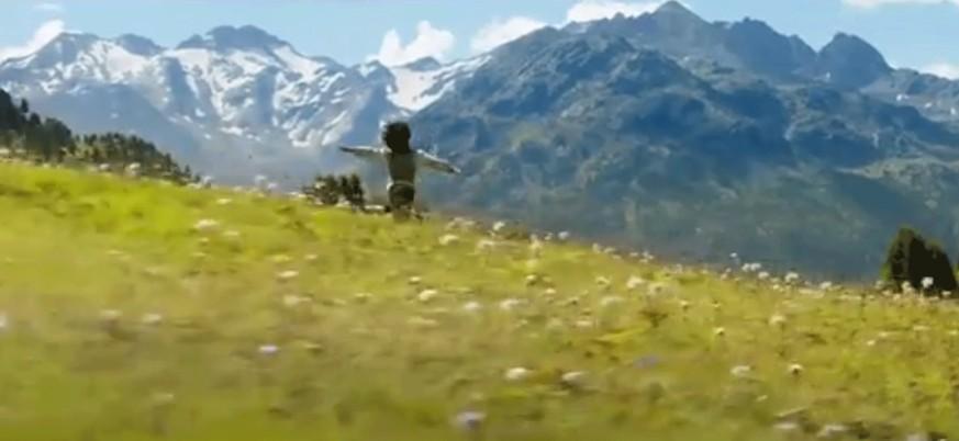 So sieht der neue «Heidi»-Film aus - watson