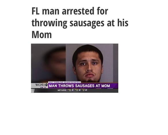 Die 13 verrücktesten Schlagzeilen von «Florida Man» 😂