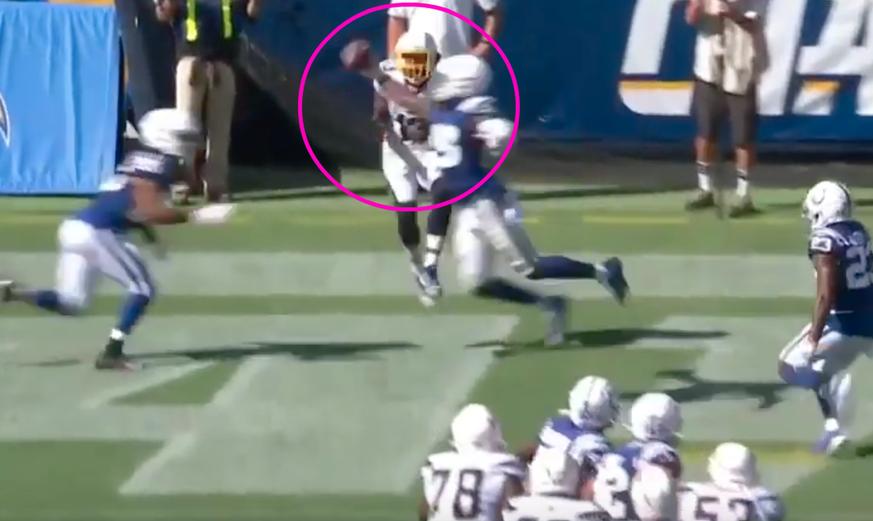 NFL: Malik Hookers One-handed Interception und mehr Highlights der Week 1