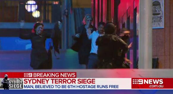 Sydney Screenshots 9news.com.au
