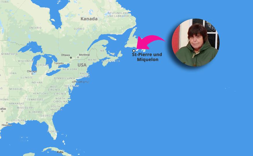 St-Pierre und Miquelon: So lebt die einzige Schweizerin auf der Insel