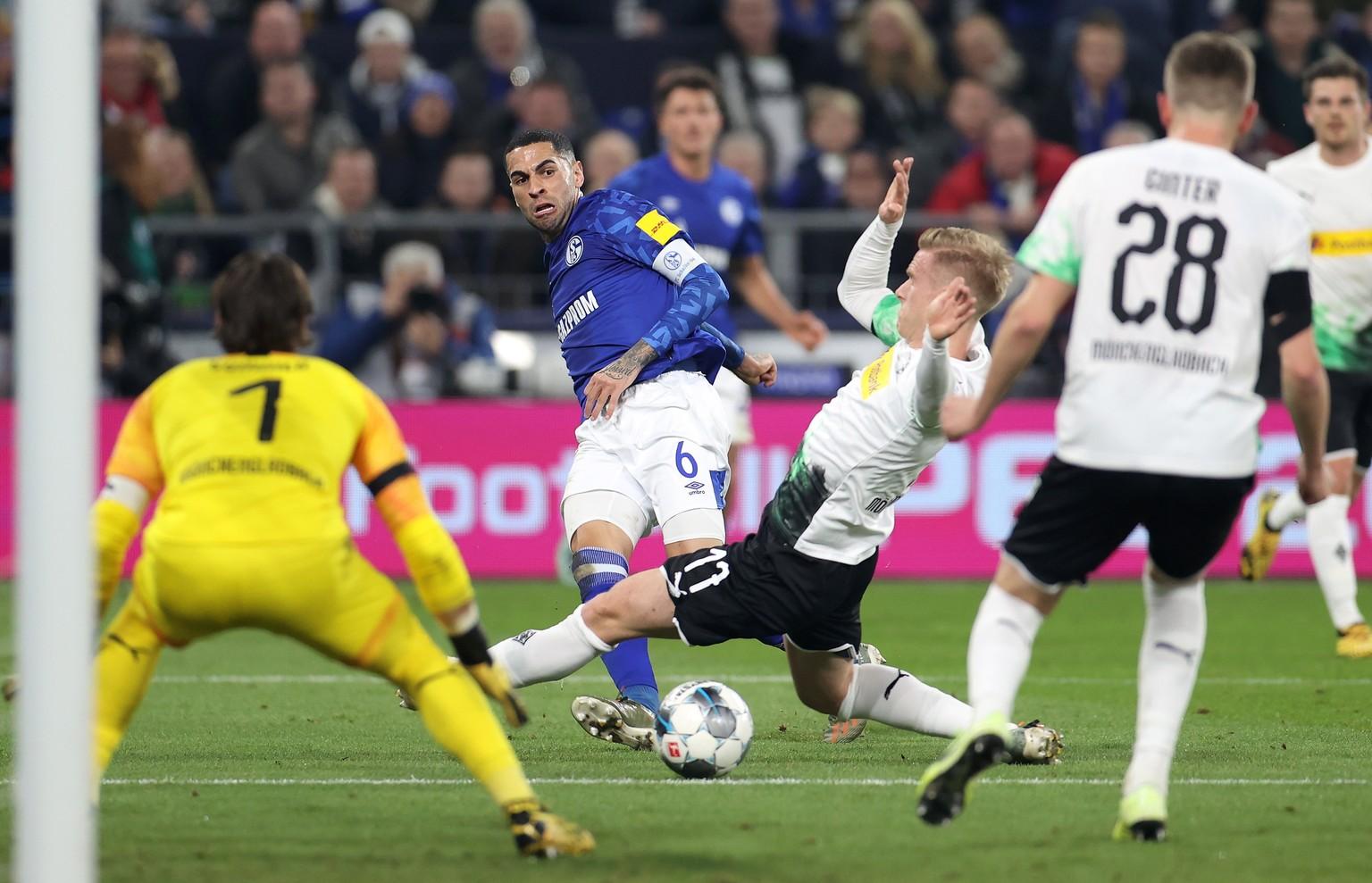 Gladbach Gegen Schalke 2021