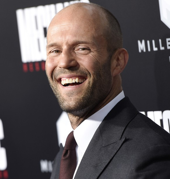 Jason Statham, a cast member in