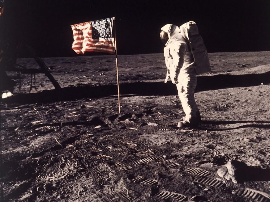 Noch mehr Wasser auf dem Mond