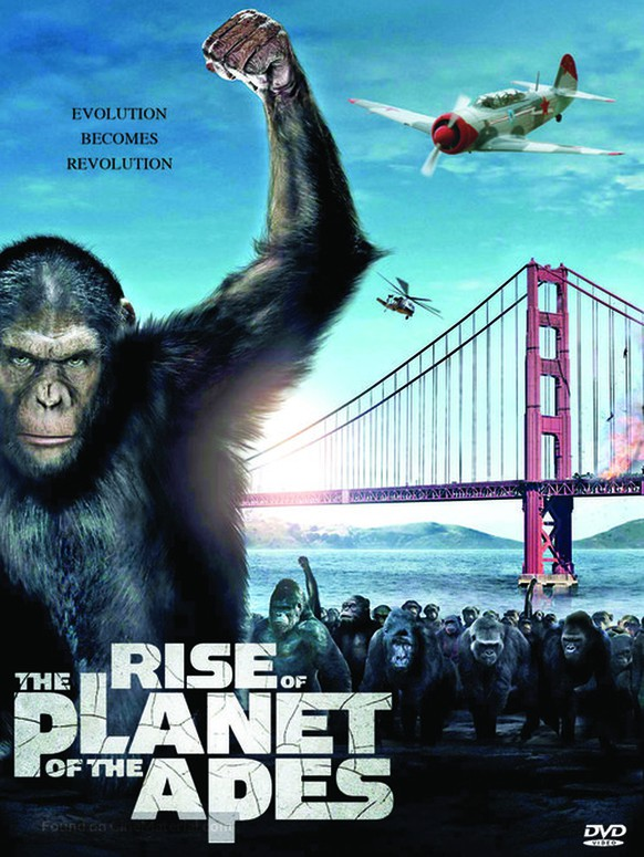 «Rise of the Planet of the Apes» (2011) von Rupert Wyatt