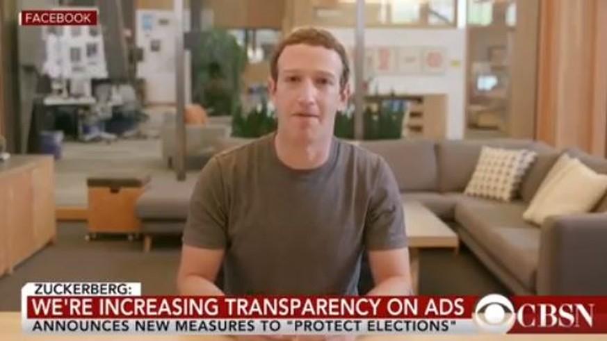 Facebook-Tochter: Wie Instagram mit Zuckerbergs Fake-Video umgeht