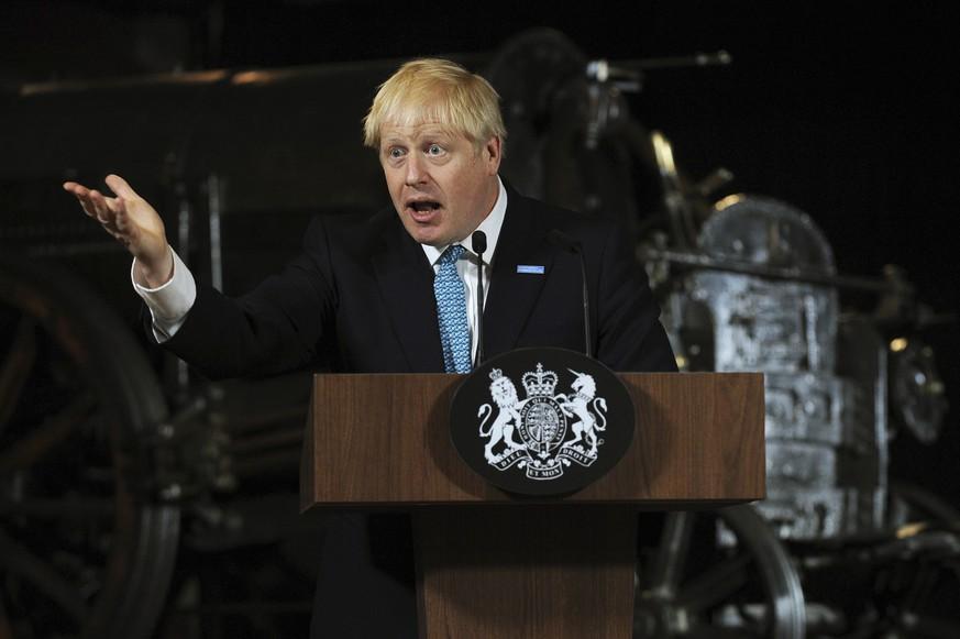 Großbritannien bereitet Brexit ohne Abkommen vor - Überregionales