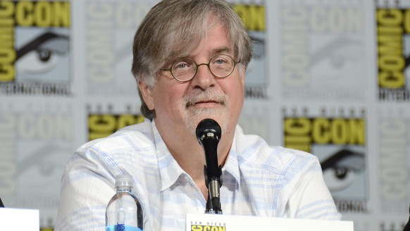 FILE - In this July 11, 2015 file photo, Matt Groening attends