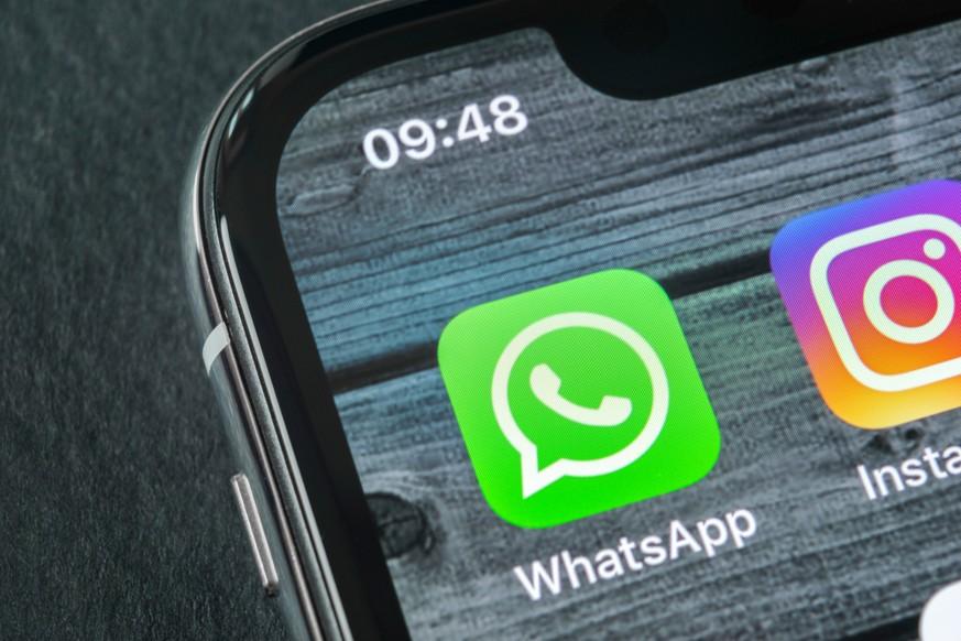 Was Sich 2019 Bei Whatsapp Alles ändern Wird Watson