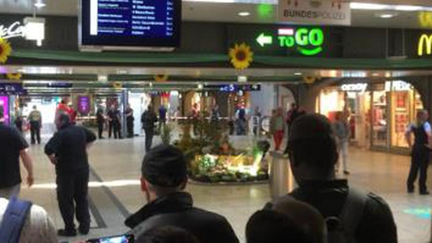 Geiselnahme am Bahnhof Köln – Polizei umstellt Apotheke