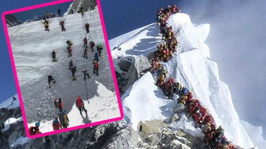 Stau Am Everest