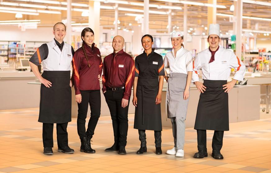 Migros Angestellte Bekommen Neue Kleidung Watson