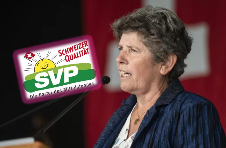 Darum hat die SVP so wenig Frauen in der Partei