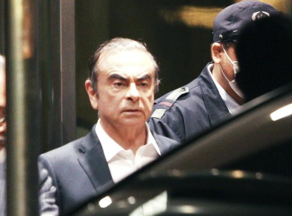 Fall Carlos Ghosn: Durchsuchungen bei Renault in Frankreich