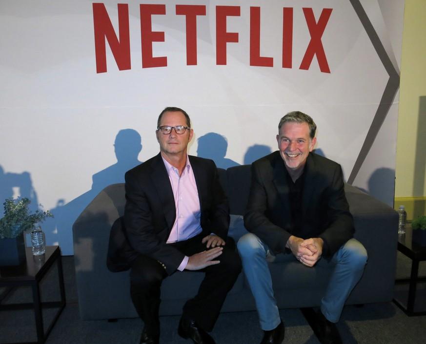 Streaming Dienst: Netflix feuert Sprecher wegen rassistischer Aussage