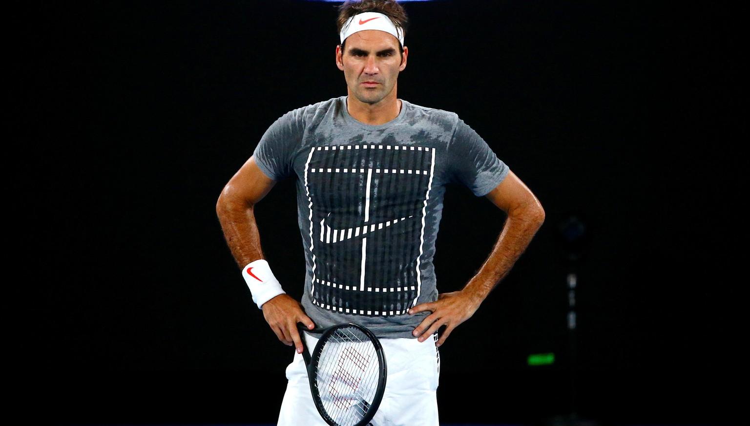 Australian Open Federer besiegt auch Berdych