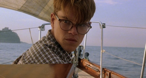 the talented mr. ripley patricia highsmith matt damon http://blushots.weebly.com/