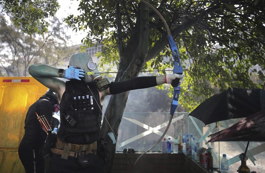 23 Bilder, die zeigen, wie die Situation in Hongkong gerade eskaliert