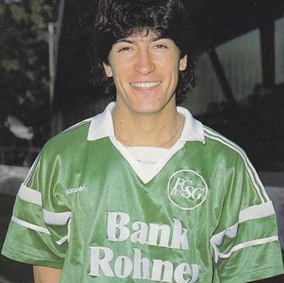 1989/90: Ivan Zamorano, FC St.Gallen, 23 Tore.