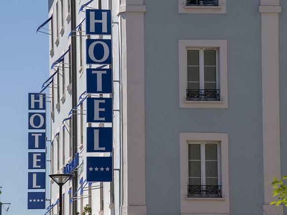 SCHWEIZ HOTELLERIE AUGUST 2020