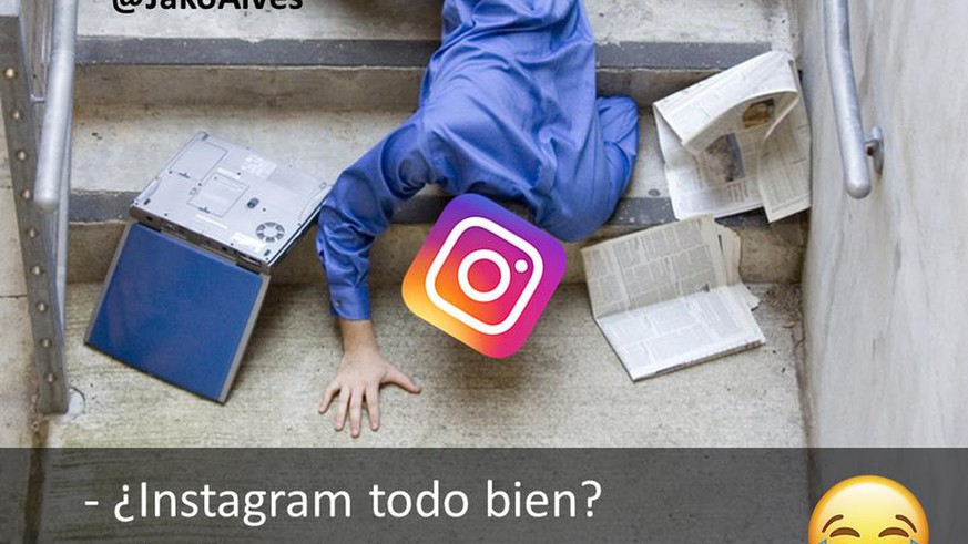 instagram down offline