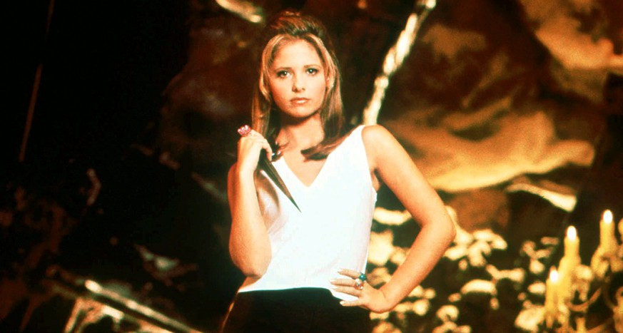 ** FILE  ** Sarah Michelle Gellar is Buffy Summers in