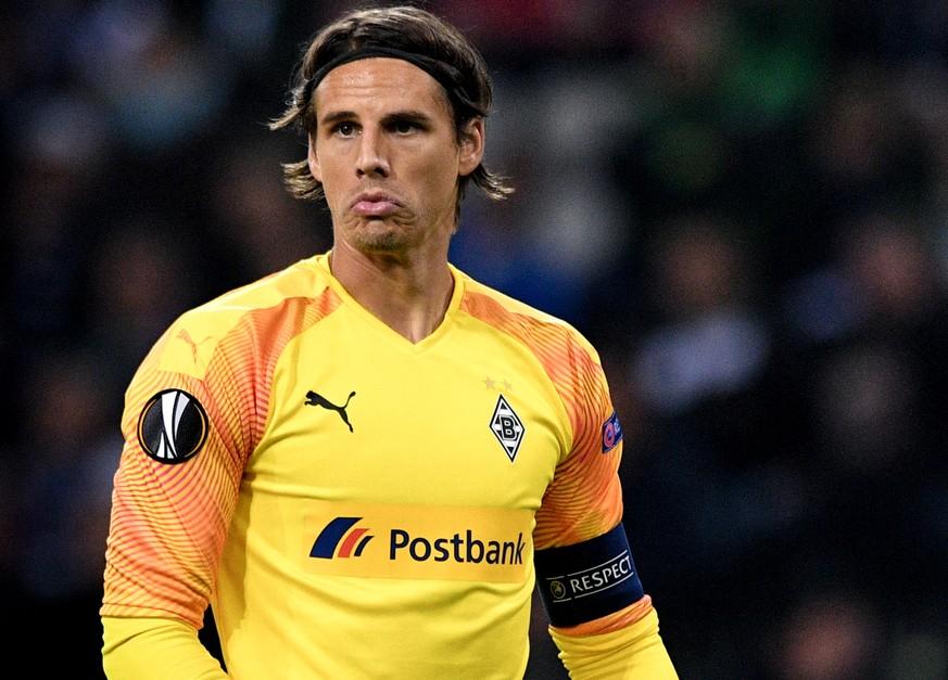 Europa League: Gladbach scheidet wegen Flop von Yann Sommer aus