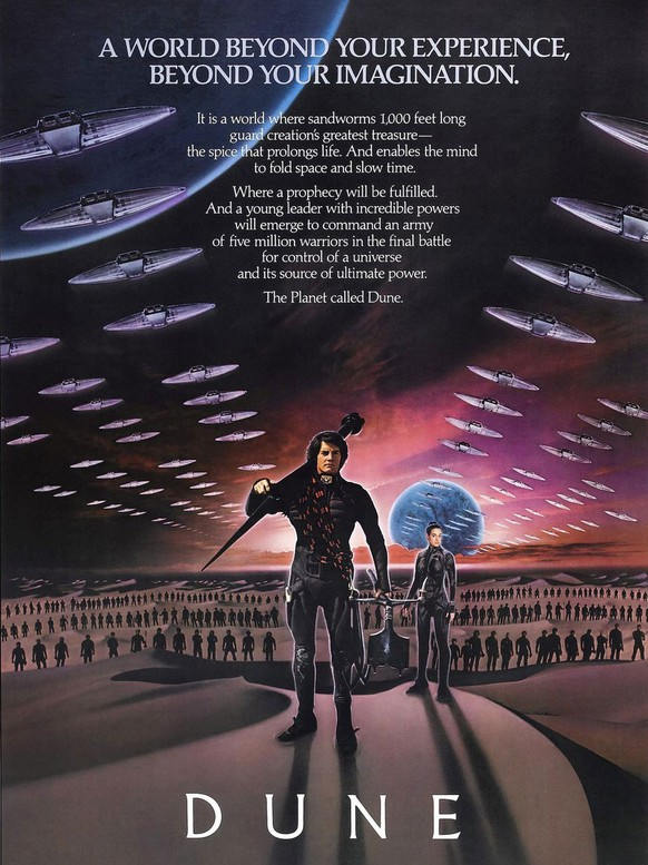 «Dune» (1984) von David Lynch