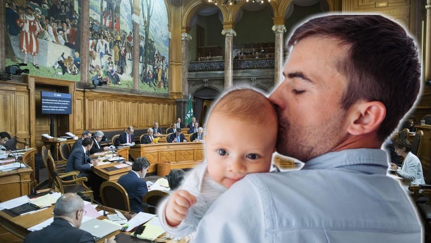 4-Wochen-bezahlte-Papi-Zeit-Heute-debattiert-der-St-nderat-ber-den-Vaterschaftsurlaub