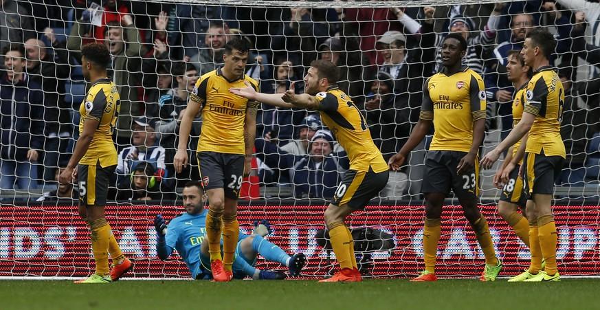 Kurioses Flugzeug-Duell um Arsenal-Coach Wenger