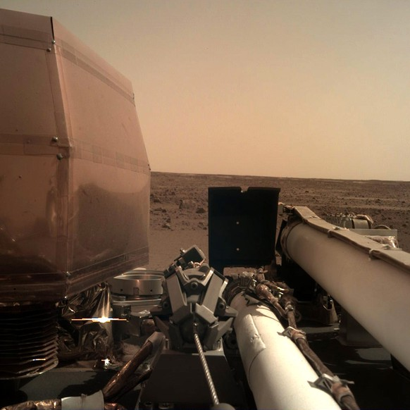 mars insight mission nasa
