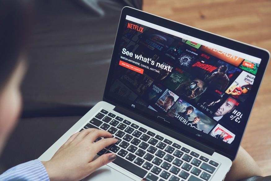 Netflix schaltet Werbung zwischen Serien-Episoden - watson