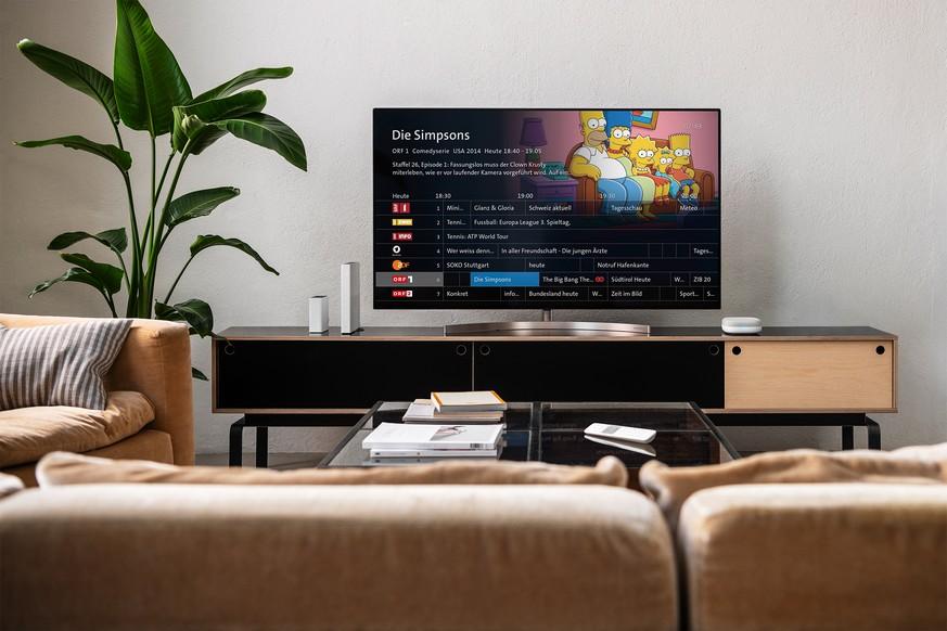 Swisscom Tv Swisscom Enthullt Seine Neue Tv Box Watson