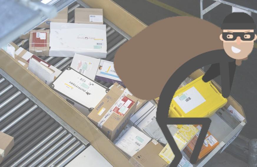 47cea6a819f08 Post lässt Pakete unbeaufsichtigt herumstehen - watson