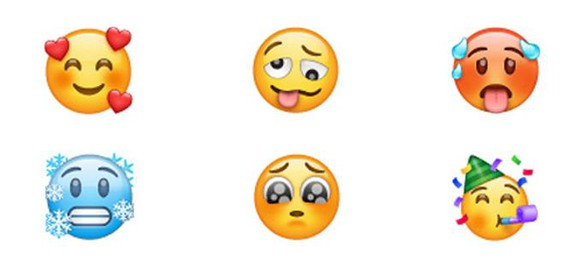 Neue Emojis Android