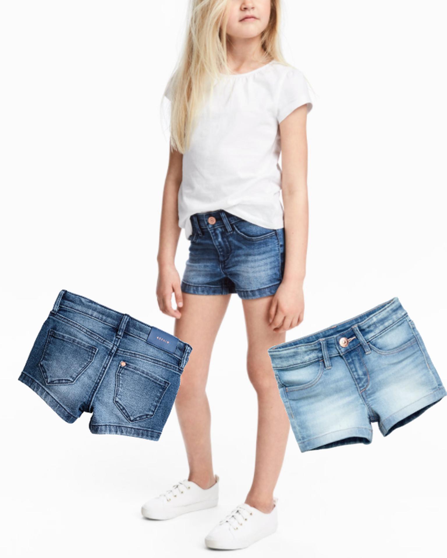 Kauf echt baby online hier Protest gegen H&M wegen zu kurzer Hosen für Mädchen - watson