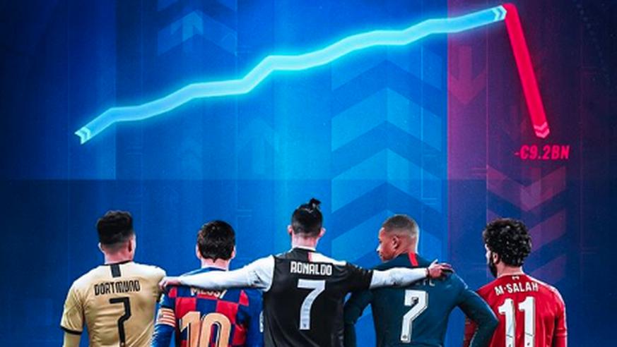 So heftig sinken die Marktwerte der Fussball-Stars wegen der Corona-Krise