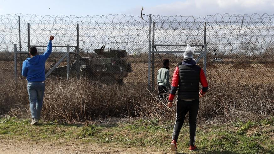 Flüchtlinge: Türkei macht EU schwer Vorwürfe
