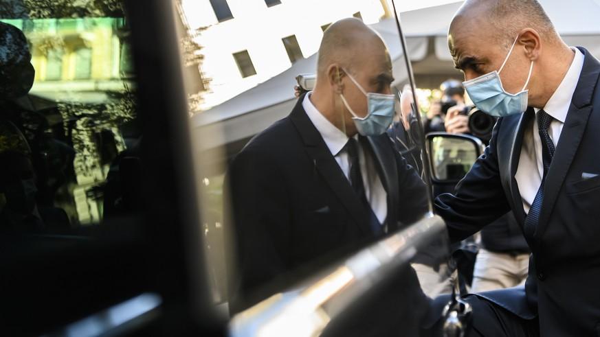 Berset ist nicht allein – Schweizer Politiker werden massenhaft bedroht und erprest