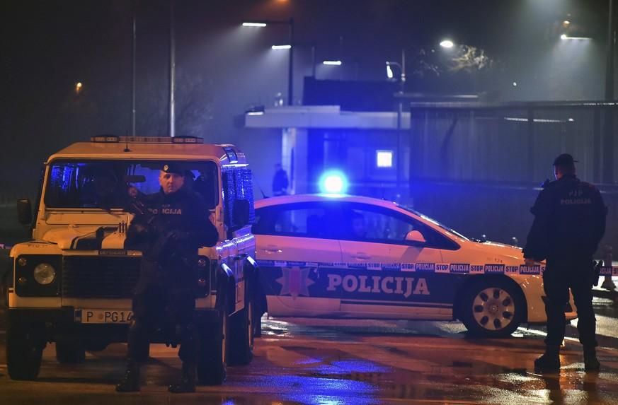 Selbstmordanschlag auf amerikanische Botschaft