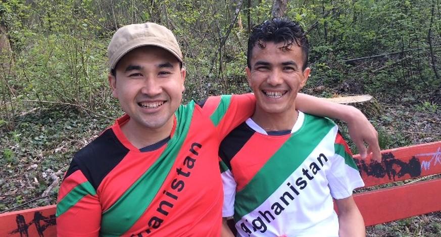 Afghanen kennenlernen