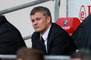Cardiff City manager Ole Gunnar Solskjaer is seen before the English Premier League soccer match between Cardiff City and Chelsea at the Cardiff City Stadium, Cardiff, Wales, Sunday, May 11, 2014. (AP Photo/David Davies, PA Wire)     UNITED KINGDOM OUT    -   NO SALES   -   NO ARCHIVES