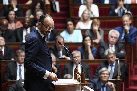 Philippe - die Erklärung und eine Frage des Vertrauens