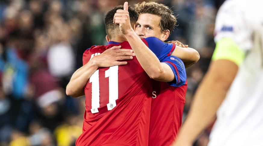 Europa League: Basel mit Kantersieg gegen Krasnodar, YB verliert in Porto