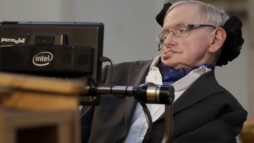 Open Access: Stephen Hawking stellt seine Dissertation online