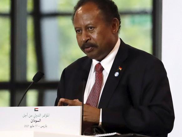 Abdallah Hamdok, seit 2019 Premierminister des Sudan.