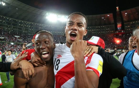 <strong>Peru:</strong> La Blanquirroja setzt sich in der Barrage gegen Neuseeland durch und qualifiziert sich als 32. und letztes Team für die WM.