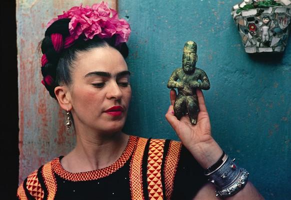 Mexiko - Erstmals Tonaufnahme von Frida Kahlo gefunden?