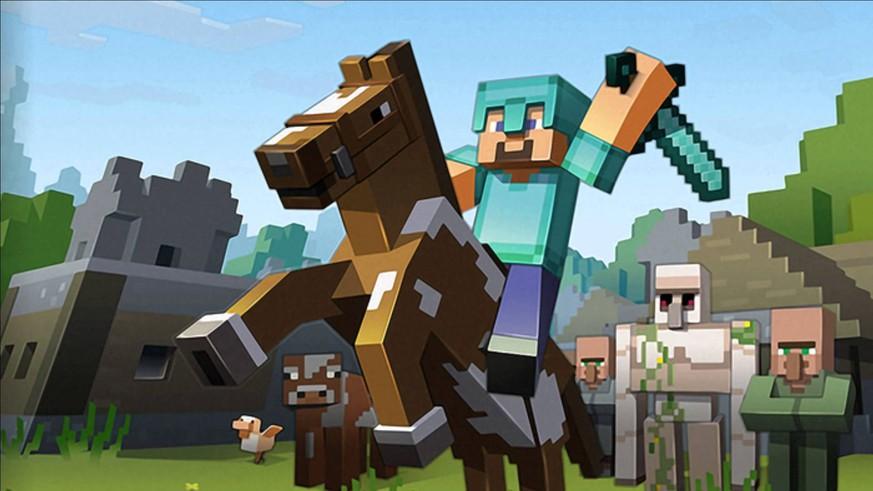 Minecraft Spielen Kann Das Leben Besser Machen Beruflich Wie - Minecraft spiele filme