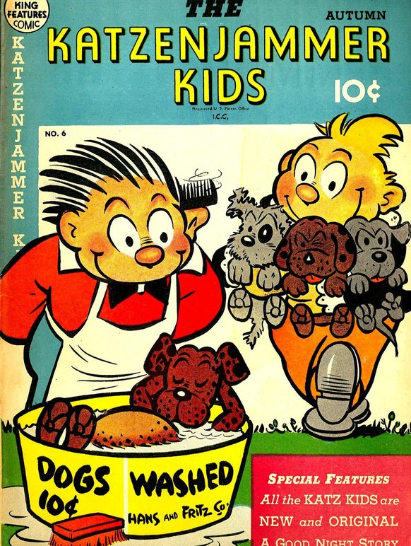 «The Katzenjammer Kids»